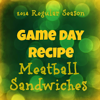 Meatball Sandwiches-Game Day