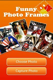 Funny Photo Frames- screenshot thumbnail
