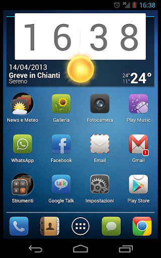 Suave Theme for Go Launcher