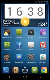 Suave Theme for Go Launcher - screenshot thumbnail
