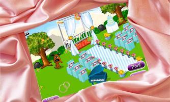 Screenshot of Wedding planner decoration
