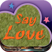 Say Love and Exchange Photos