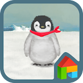 Penguin dodol launcher theme