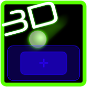 3D Ping Pong Curve Ball