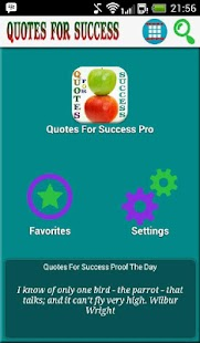 Quotes For Success - screenshot thumbnail
