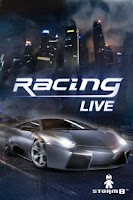 Screenshot of Racing Live™