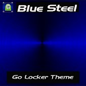 Blue Steel Go Locker Theme