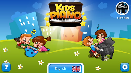 Fun Piano for kids- screenshot thumbnail