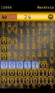 Nerdtris- screenshot thumbnail