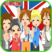 One Direction Games - Memory