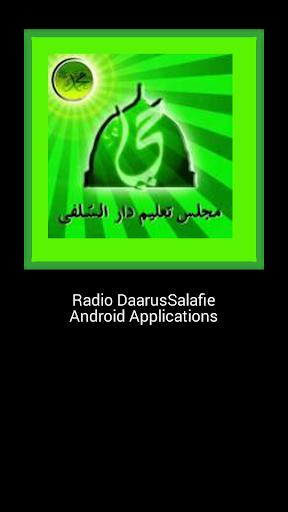 Daarussalafie Radio