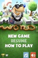 Screenshot of Mole Word
