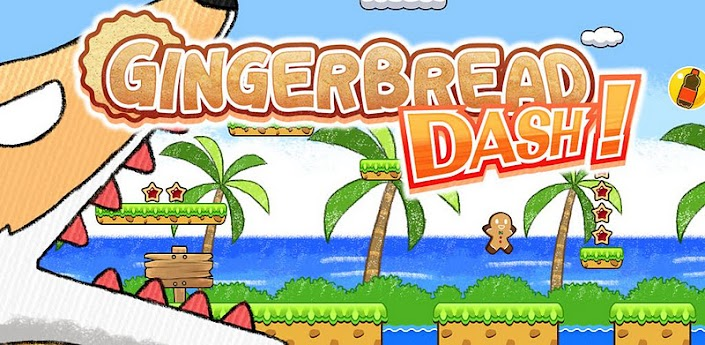 Gingerbread Dash! v1.7