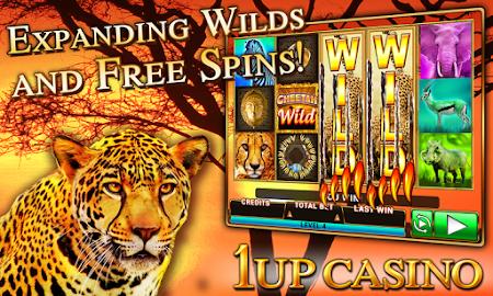 Slot Machines - 1Up Casino 1.6.3 screenshot 327946