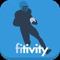 Football Running Back Program icon