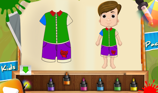 Paint Me - Kids Painting Game v1.0.7