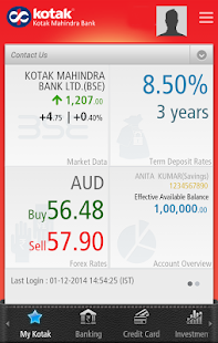 Kotak Bank - screenshot thumbnail