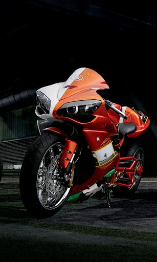 PUZZI困惑摩托車高清