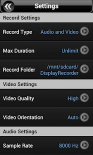 Display Recorder Preview - screenshot thumbnail