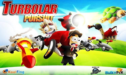 Turbolab Pursuit- screenshot thumbnail
