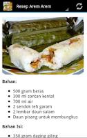 Screenshot of Resep Jajanan Pasar Populer