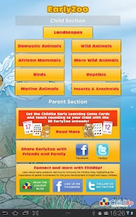 EarlyZoo - 80 Animals for Kids- screenshot thumbnail