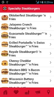 Steak 'n Shake - screenshot thumbnail