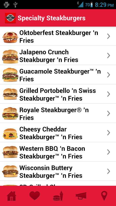 Steak 'n Shake - screenshot