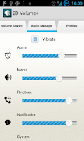 Screenshot of 2D Volume