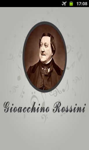 Gioacchino Rossini Music Works