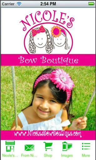 Nicole's Bow Boutique