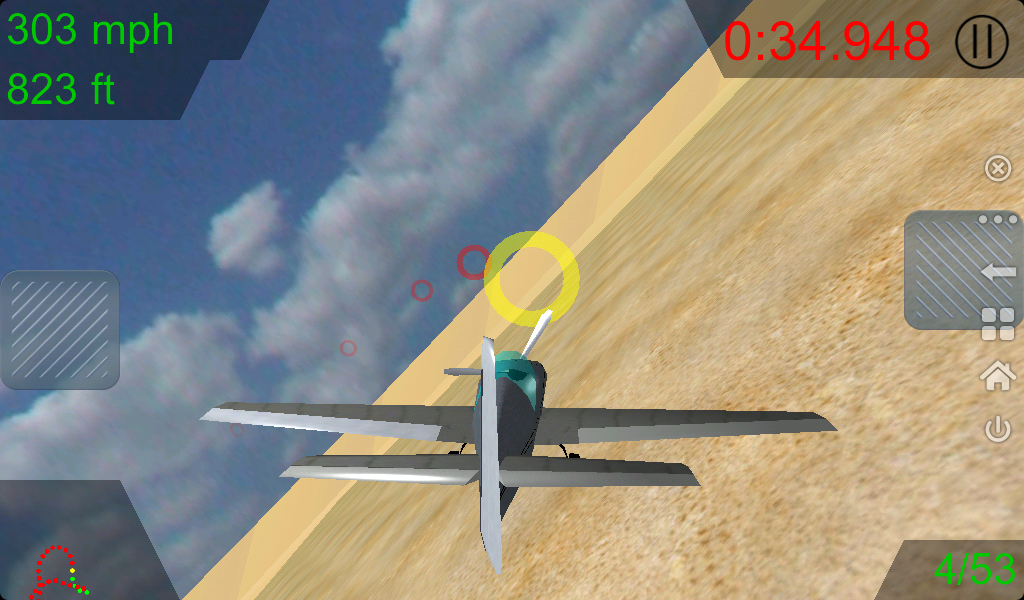 Race Pilot 3D Full- screenshot