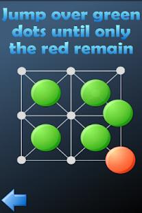 Hopping dots - 邏輯難題