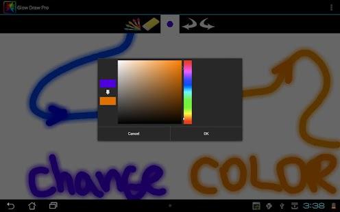 Glow Draw- screenshot thumbnail