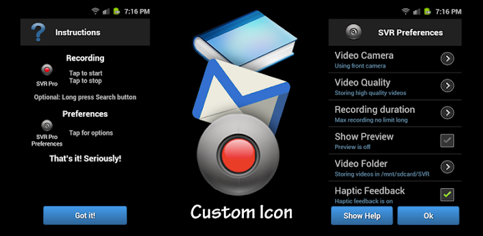 Secret Video Recorder Pro v7.4 Mediafire Zippyshare Download