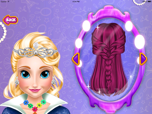 Hairstyles For Princess Girl