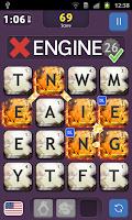Screenshot of Word Crack