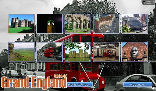 Discover: Grand England