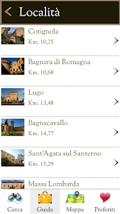 Bassa Romagna Guida Turistica- screenshot thumbnail