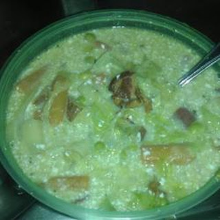 Cabbage Patch Soup.