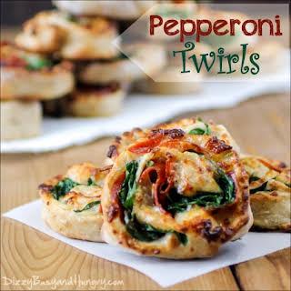 Pepperoni Dishes Recipes.