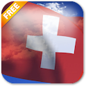 3D Swiss Flag Live Wallpaper icon