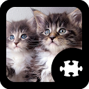 Cats & Kitten Puzzle