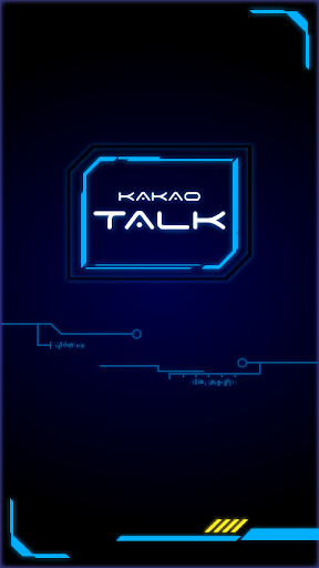 Cybernet - KakaoTalk Theme