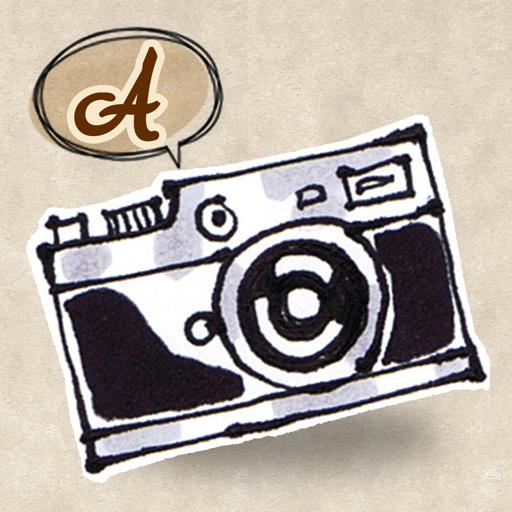 アクセカメラ LOGO-APP點子