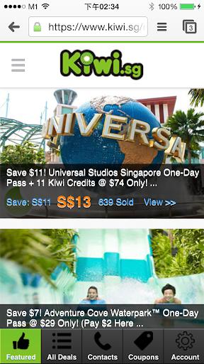 Kiwi.SG - Singapore Discounts