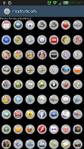 Mactastic Orb Icon Pack v2.3