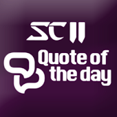 SC2 Quote of the Day