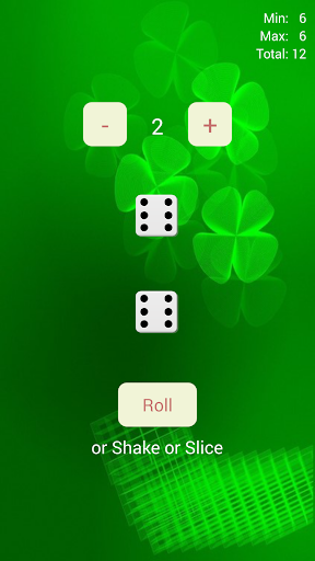Roll the dices simple and free