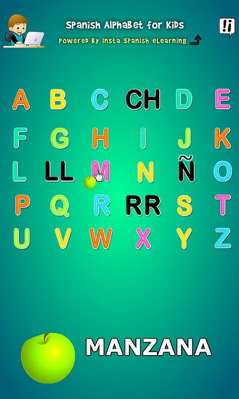 spanish alphabet letters. spanish alphabet google search. america